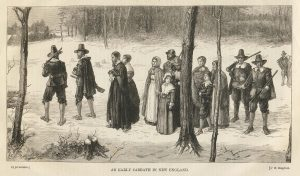 New-England settlers