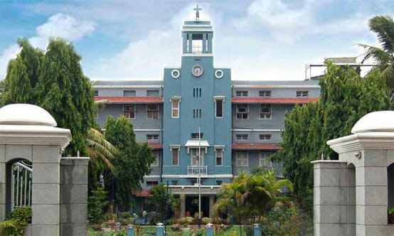 Christmas at Vellore Medical School