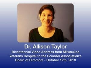Dr. Allison Taylor