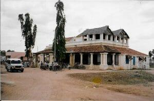 Ida's bungalow in Tindi 1993