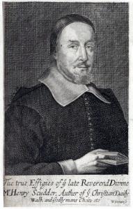 Rev. Henry Scudder