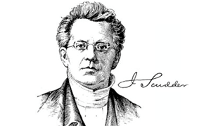 image of Dr John Scudder M.D.