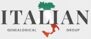 italian genealogical group logo