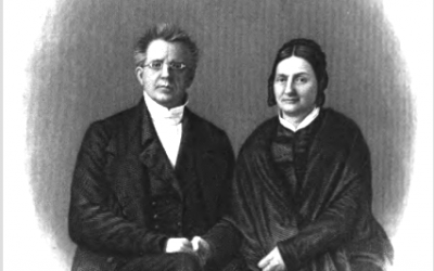 """""""The Missionary Scudder Family, 1819–1970,"""" the progenitors Dr.  John and Harriet Waterbury Scudder"""