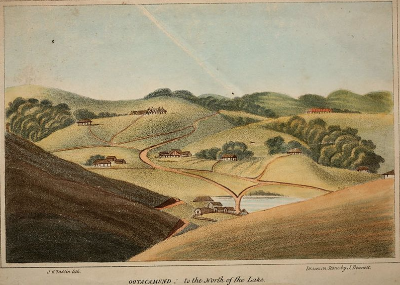 """Observations on the Neilgherries…"" 1834"