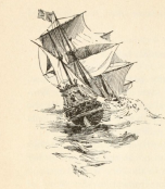 Image of Ship tha John Scudder may have traveled on to America