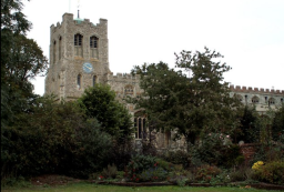 St. Peter-ad-Vincula church, Coggeshall, Essex