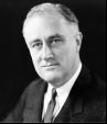 Franklin Delano Roosevelt, 1933