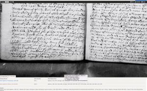 Elizabeth2 Scudder (E)'s christening record