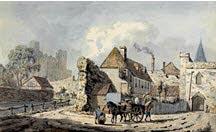 Elizabeth<sup>2</sup> Scudder (E)'s Birthplace