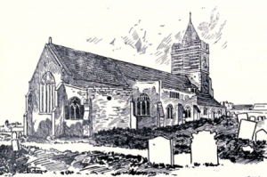 Strood Old Church, Kent