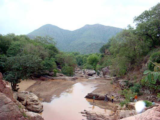 Jawadhi Hills Remote Area