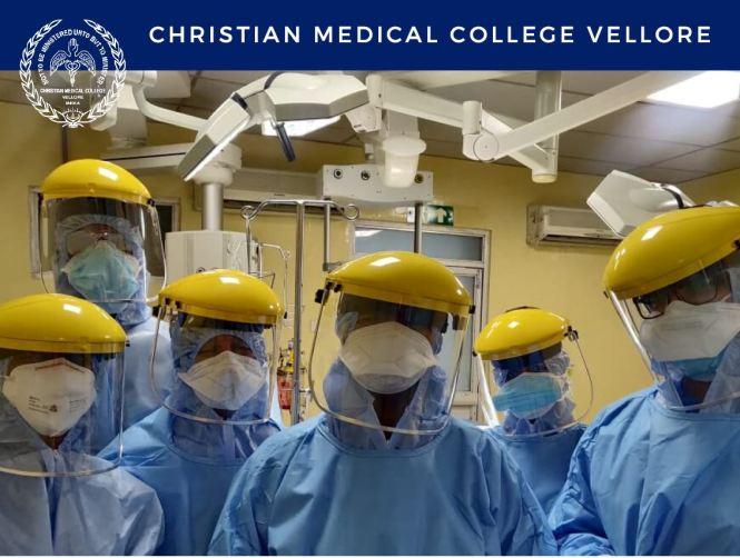 CMC Vellore Foundation – Update