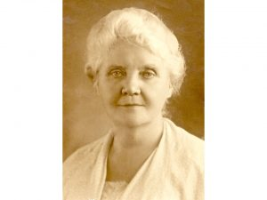 Happy 146th Birthday Aunt 'Dr.' Ida S. Scudder