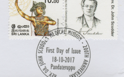 Sri Lanka Celebrates 200 Years of Scudder Service